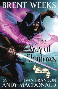 The way of Shadows GN