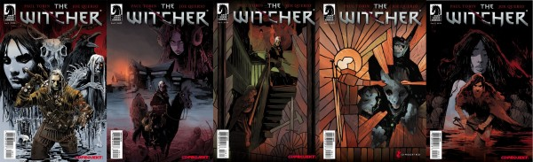 The Witcher cómic-01al05