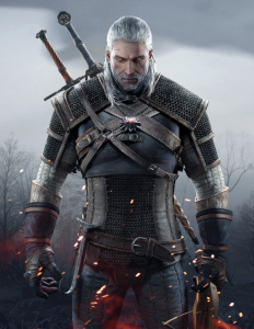 The Wtcher 3 - Geralt